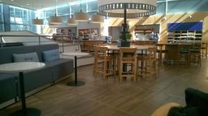 SAS Lounge CPH Dining Area 2