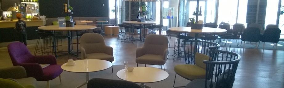 SAS Lounge Stockholm T5 Review