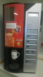 Merrild coffee machine