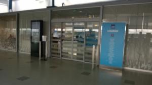 SAS Lounge HEL Entrance